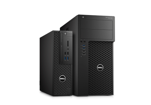 Leasing Workstation DELL Precision Tower 3000