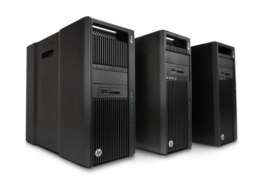 Leasing Workstation HP Workstation Z-Serie