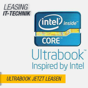 Ultrabook Leasing - die Innovation von Intel
